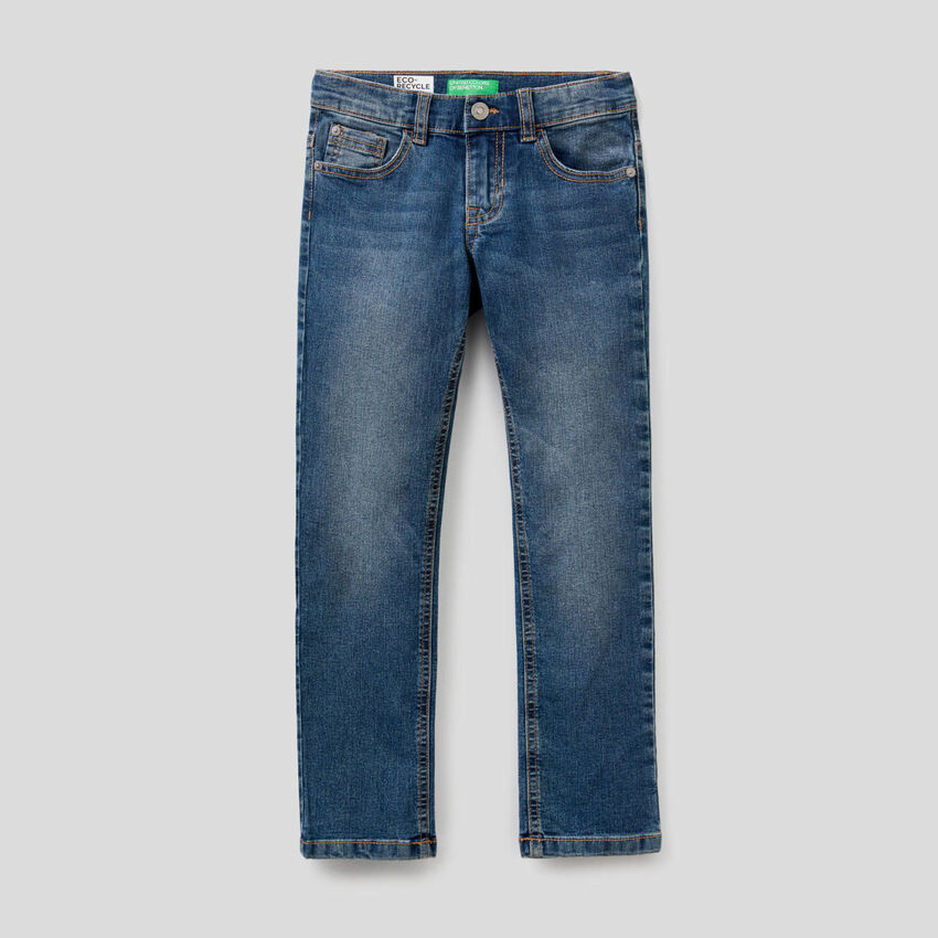 """""""Eco-Recycle"""" slim fit jeans"""