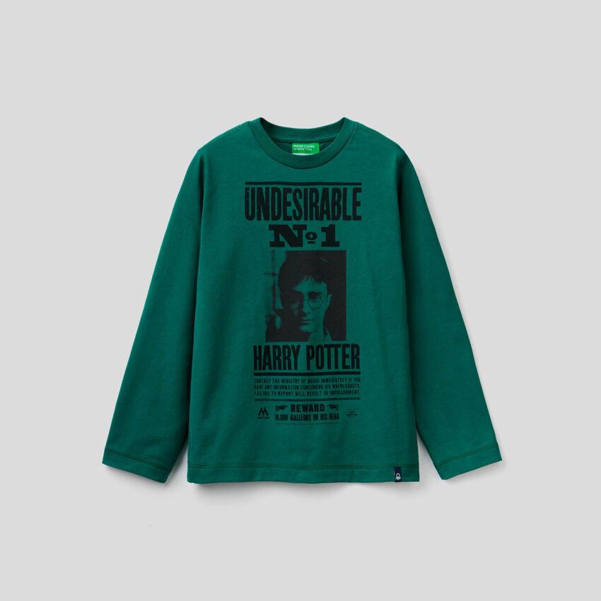 Harry Potter print T-shirt