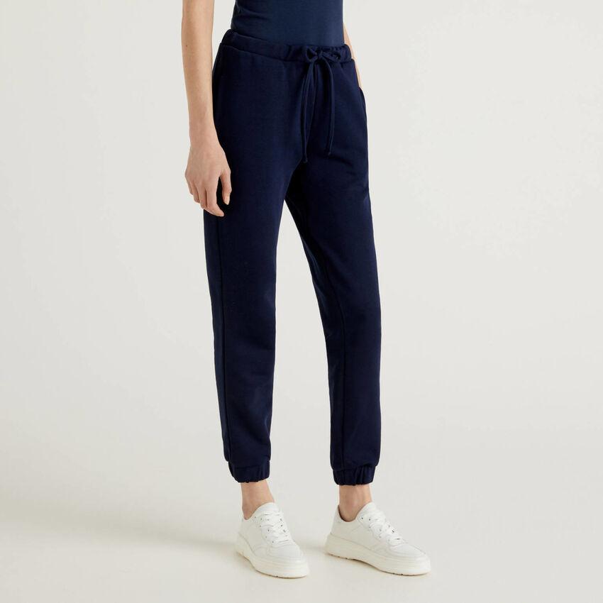 Dark blue sweatpants