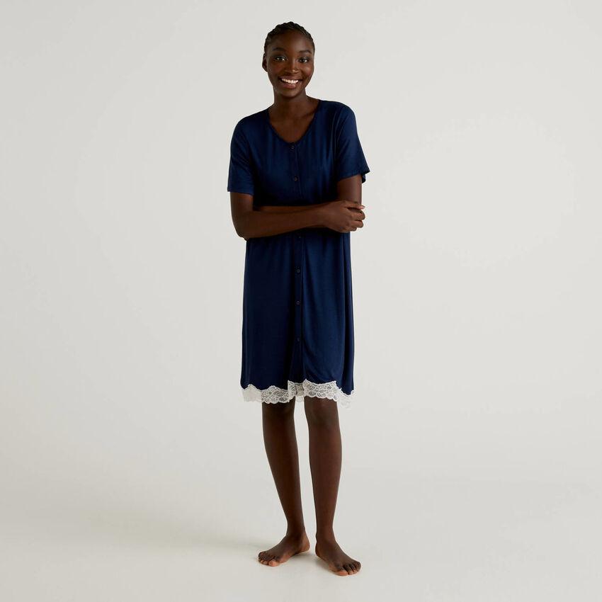 Short sleeve nightshirt