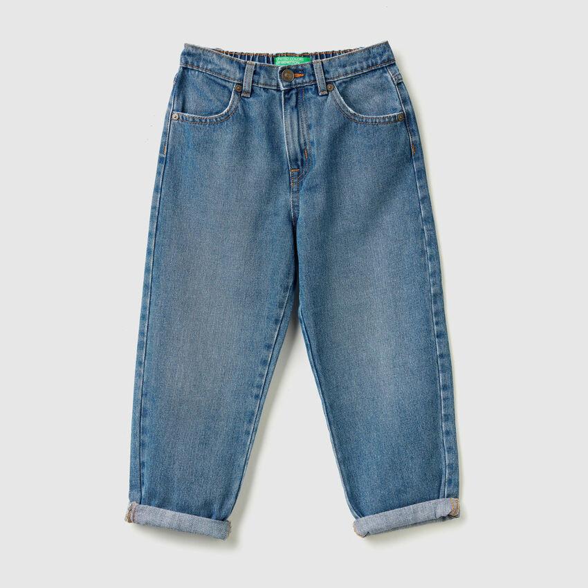Four pocket jeans